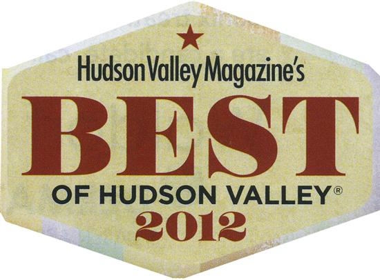 Best of Hudson Valley 2012